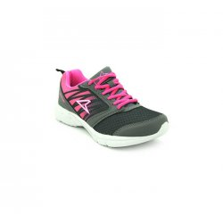 Bata Power Grey Color Sports Shoes For Women B-92