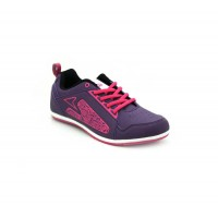 Bata Power Purple Color Sports Shoes For Women B-93