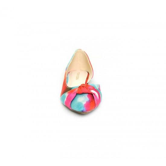 Bata Marie Clarie Multi Color Ladies Ballet Flats B-101M