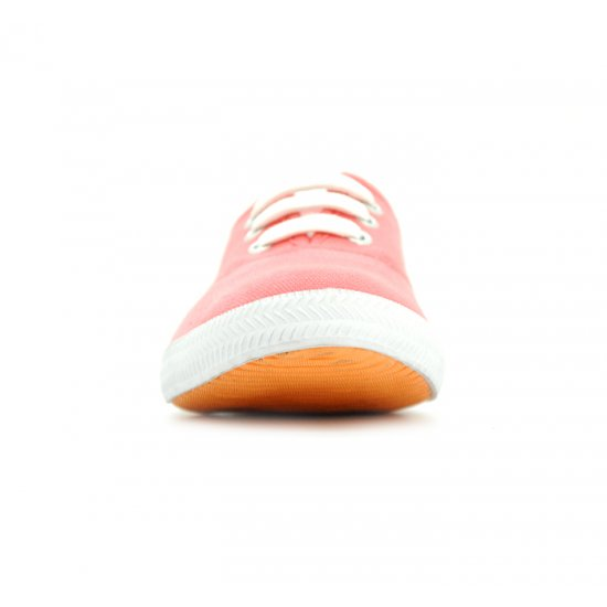 Bata Tomy Takkies Red Color Sneaker Shoes For Women B-116