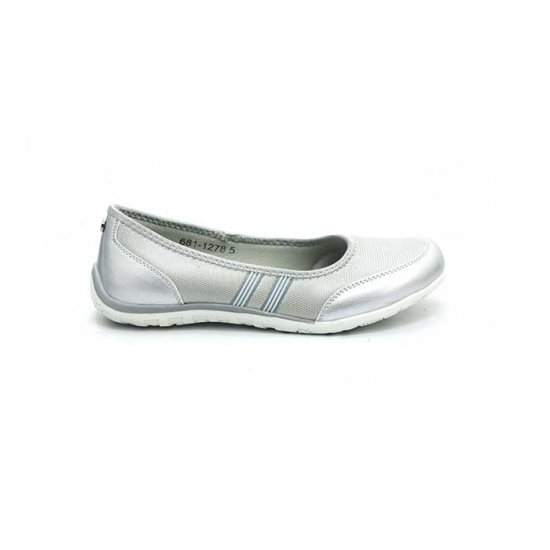 Bata North Star White Color Womens Casual Shoes B-124
