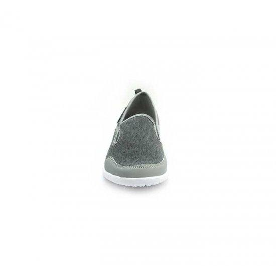 Bata North Star Grey Color Womens Casual Shoes B-127