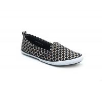 Bata North Star Dark Blue Color Womens Casual Shoes B-129
