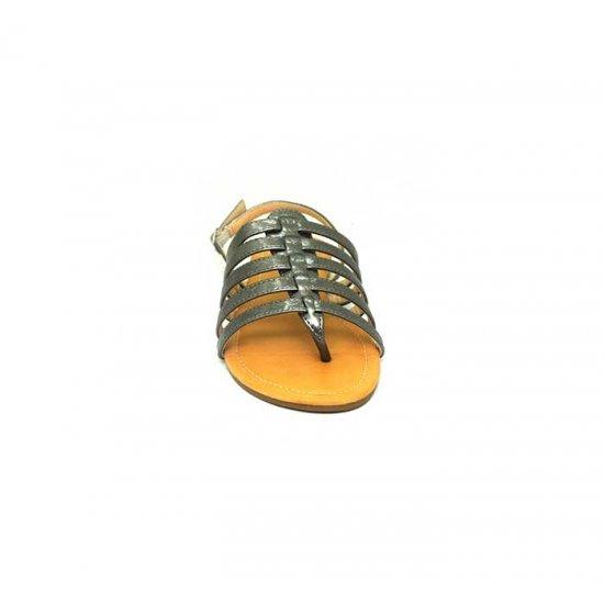 Bata Leena GreyColor Women Sandal B-168