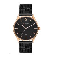 CURREN Casual Gold Color Men Watches W-15