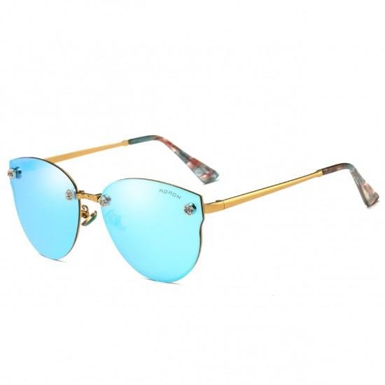 Aoron Design Blue Personality Polarized Unisex Sunglasses G-02 (Blue) image