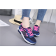 Women Comfty Blue with Pink Shade Jogging Sports Shoes S-75BL