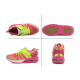 Women Air Cushion Running Yellow Jogging Sports Shoes S-79Y