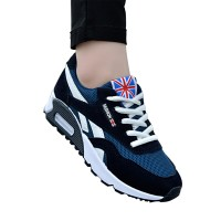 Women Comfortable Wild Breathable Light Running Sports Shoes S-80BL