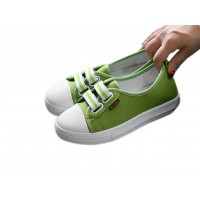 Women Light Stylish Canvas Sneaker Shoes S-86GN